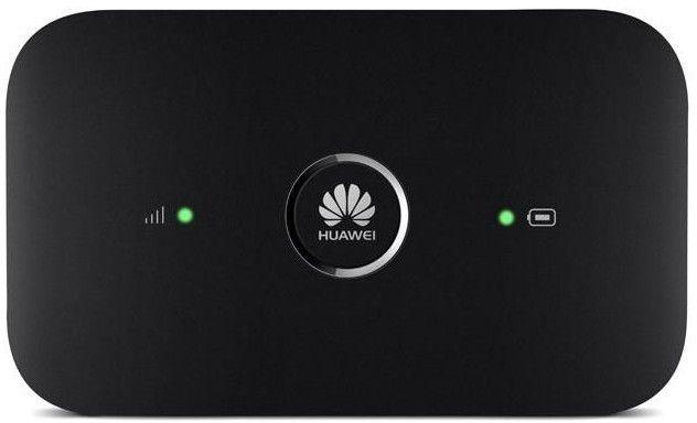 Модем 2G/3G/4G Huawei E5573Cs-322 USB Wi-Fi Firewall +Router внешний черный
