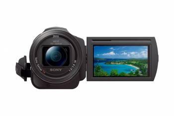 Видеокамера Sony FDR-AX33 черный IS opt 2.7