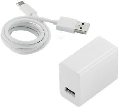 Сетевое зар./устр. Asus APWU001 2A универсальное кабель USB Type C белый (90AC0210-BPW002)
