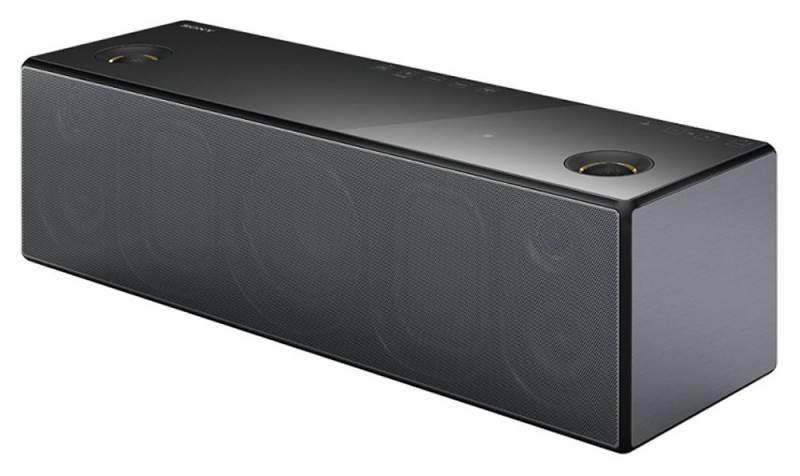 Колонки Sony SRS-X99 2.1 черный 154Вт BT
