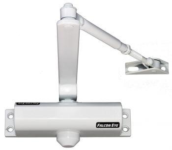 Доводчик двери Falcon Eye FE-B2W 2 класс белый