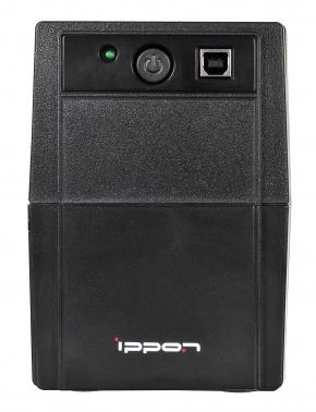 Источник бесперебойного питания Ippon Back Basic 850 Euro 480Вт 850ВА черный