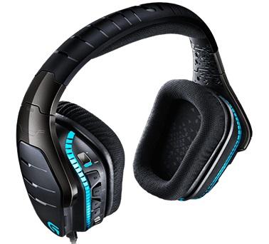 Наушники с микрофоном Logitech G633 Artemis Spectrum черный мониторы оголовье (981-000605)