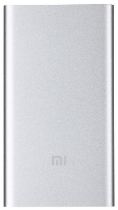 Мобильный аккумулятор Xiaomi Mi Power Bank 2 Li-Ion 5000mAh 2.1A серебристый 1xUSB