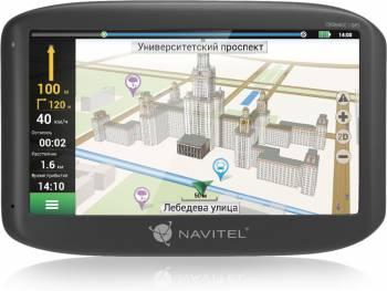 Навигатор Автомобильный GPS Navitel G500 5