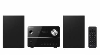 Микросистема Pioneer X-EM26-B черный 10Вт/CD/CDRW/FM/USB/BT