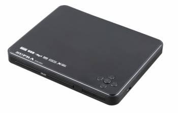 Плеер DVD Supra DVS-206X черный