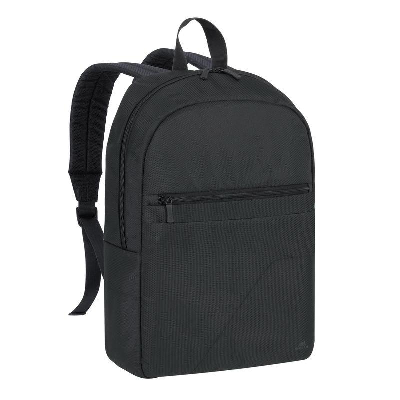 """Рюкзак для ноутбука 15.6"""" Riva 8065 черный полиэстер"""