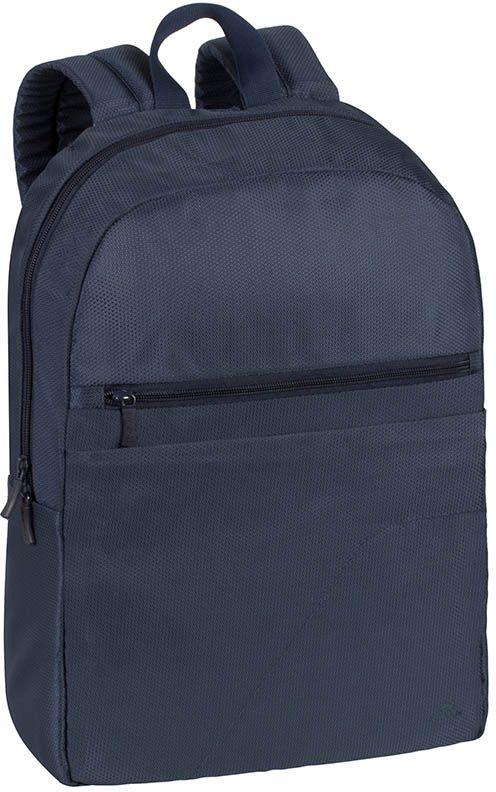 """Рюкзак для ноутбука 15.6"""" Riva 8065 синий полиэстер"""