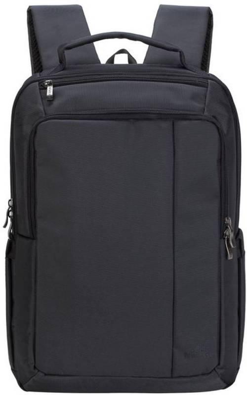 """Рюкзак для ноутбука 15.6"""" Riva 8262 черный полиэстер"""