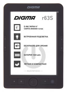 Электронная книга Digma R63S 6