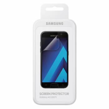 Защитная пленка для экрана Samsung ET-FA320CTEGRU для Samsung Galaxy A3 2017 прозрачная 1шт.