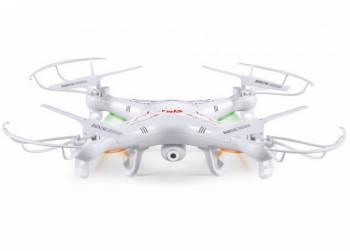 Квадрокоптер Syma X5C 720p ПДУ белый