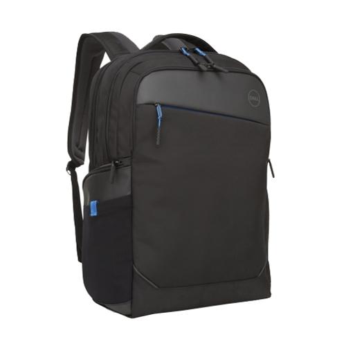 "Рюкзак для ноутбука 15"" Dell Professional черный/синий нейлон (460-BCFH)"