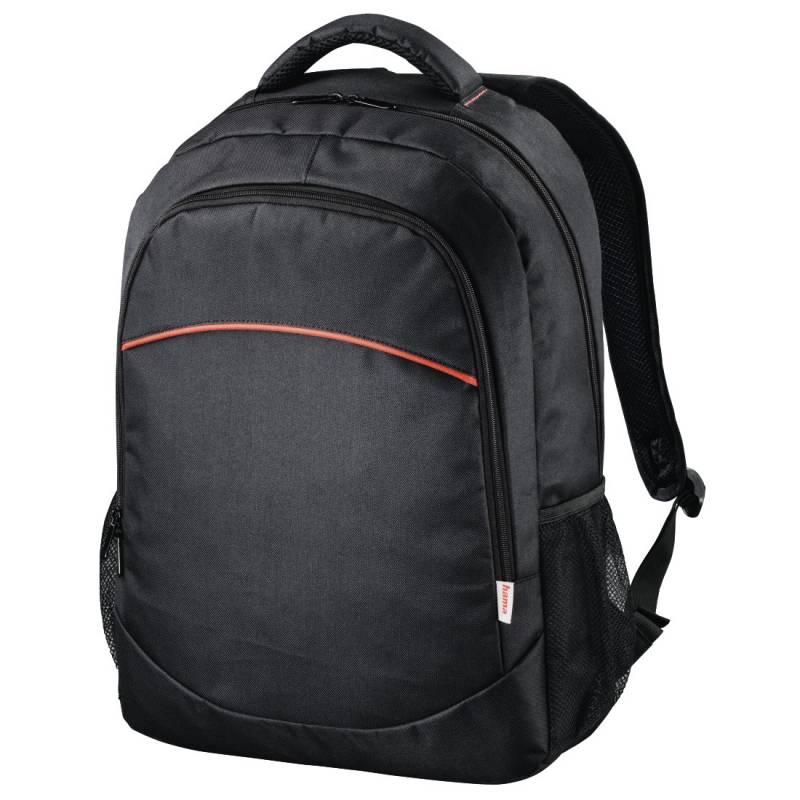 """Рюкзак для ноутбука 17.3"""" Hama Tortuga Public черный нейлон (00101525)"""