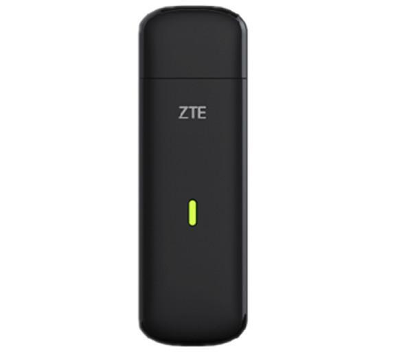 Модем 2G/3G/4G ZTE MF823D USB внешний черный