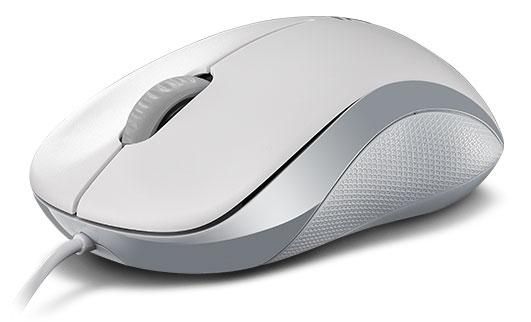 Мышь Rapoo N1130 серый оптическая (1000dpi) USB2.0 (2but)