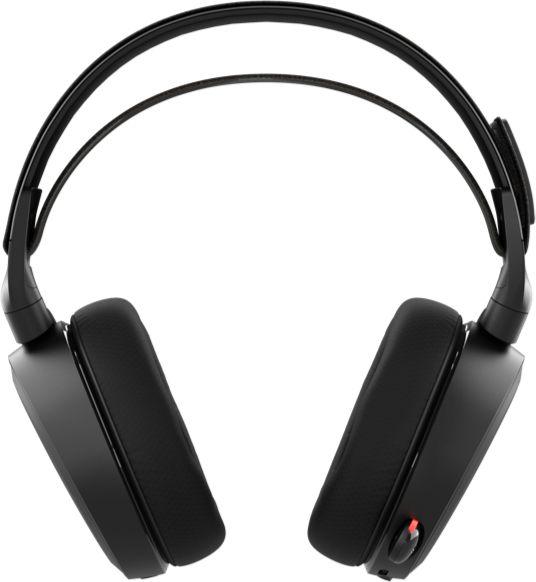 Наушники с микрофоном Steelseries Arctis 7 черный 1.2м мониторы Radio оголовье (61463)