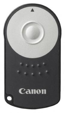 ПДУ для зеркальных и системных камер Canon RC-6 для: Canon EOS 450D/500D/550D/600D/60D/7D/5D Mark II