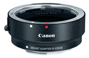 Адаптер для системных камер Canon EF-EOS M для: Canon EOS M