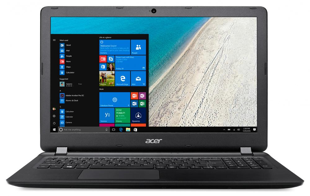 "Ноутбук Acer Extensa EX2540-517V Core i5 7200U/6Gb/1Tb/Intel HD Graphics 620/15.6""/FHD (1920x1080)/Windows 10 Home/black/WiFi/BT/Cam/3220mAh"