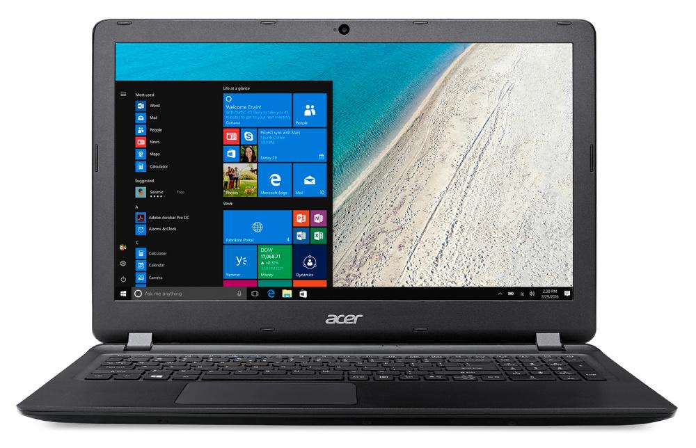 "Ноутбук Acer Extensa EX2540-30P4 Core i3 6006U/6Gb/1Tb/Intel HD Graphics 520/15.6""/FHD (1920x1080)/Windows 10 Home/black/WiFi/BT/Cam/3220mAh"