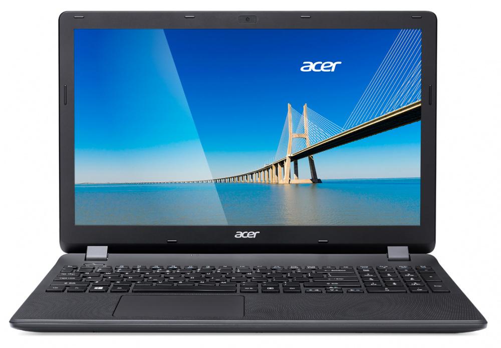 "Ноутбук Acer Extensa EX2519-C1RD Celeron N3060/4Gb/500Gb/Intel HD Graphics 400/15.6""/HD (1366x768)/Linux/black/WiFi/BT/Cam/3500mAh"