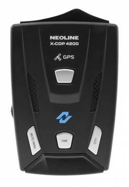 Радар-детектор Neoline X-COP 4200 GPS приемник
