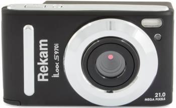 Фотоаппарат Rekam iLook S970i черный 21Mpix 3