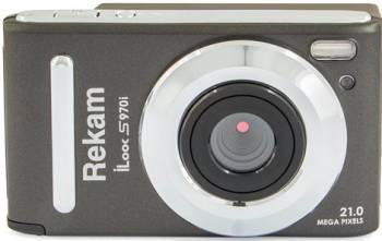 Фотоаппарат Rekam iLook S970i темно-серый 21Mpix 3