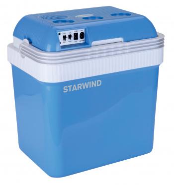 Автохолодильник Starwind CB-112 12л 45Вт голубой