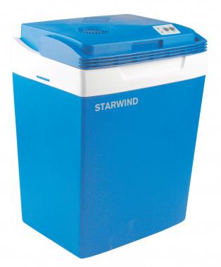 Автохолодильник Starwind CB-117 17л 45Вт синий/черный