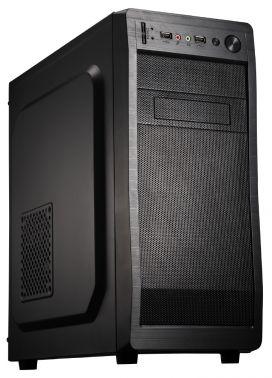 Корпус Formula FG-310 черный 450W ATX 1x120mm 1xUSB2.0 1xUSB3.0 audio