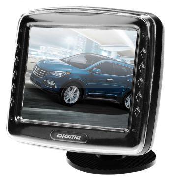 Автомобильный монитор Digma DCM-350 3.5