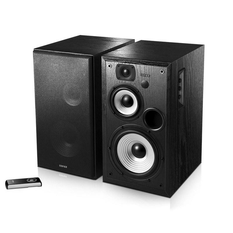 Колонки Edifier R2700 2.0 черный 128Вт