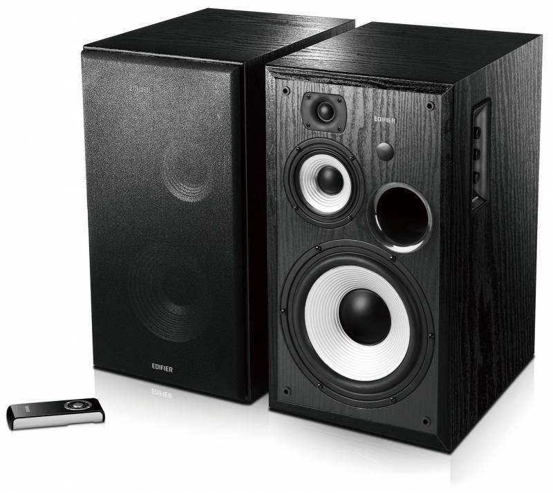 Колонки Edifier R2800 2.0 черный 140Вт