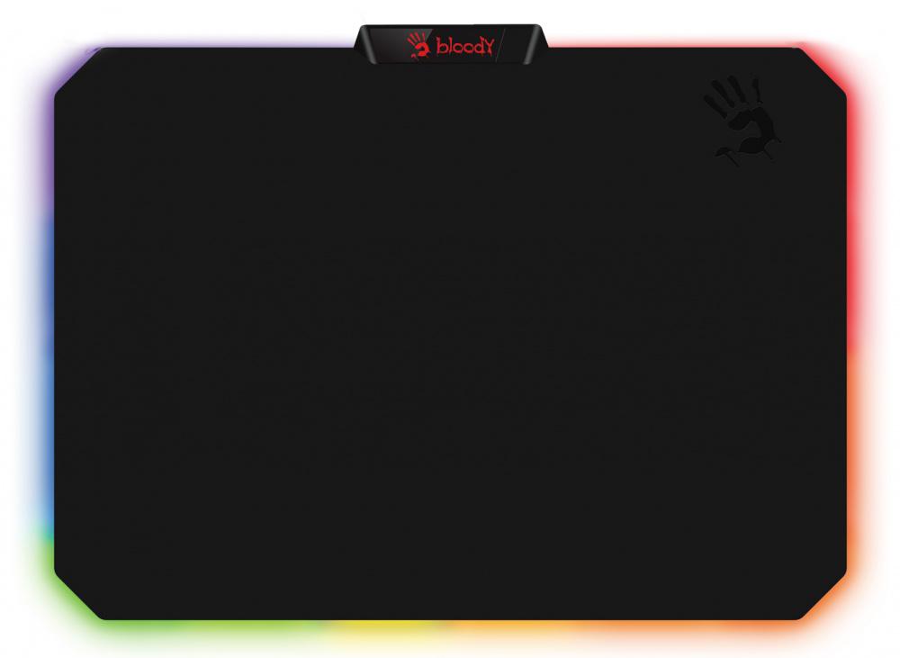 Коврик для мыши A4 Bloody MP-60R черный/рисунок