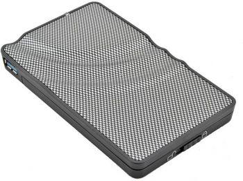 Внешний корпус для HDD AgeStar 3UB2P1C SATA пластик черный 2.5