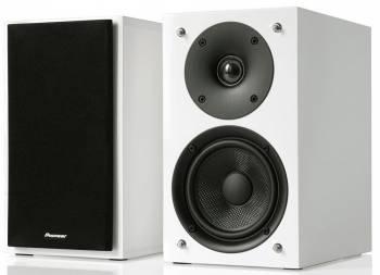 Комплект акустики Pioneer S-P01-LR-W 2.0 75Вт белый