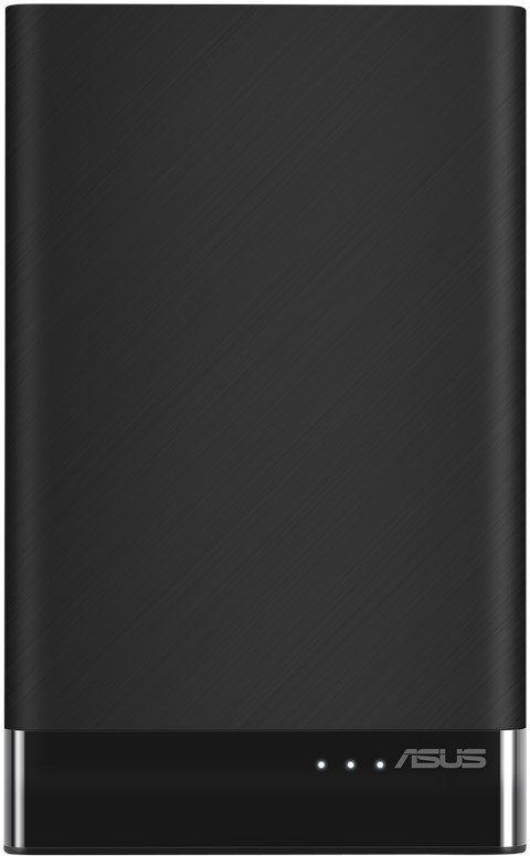 Мобильный аккумулятор Asus ZenPower Slim ABTU015 Li-Pol 4000mAh 1A черный 1xUSB