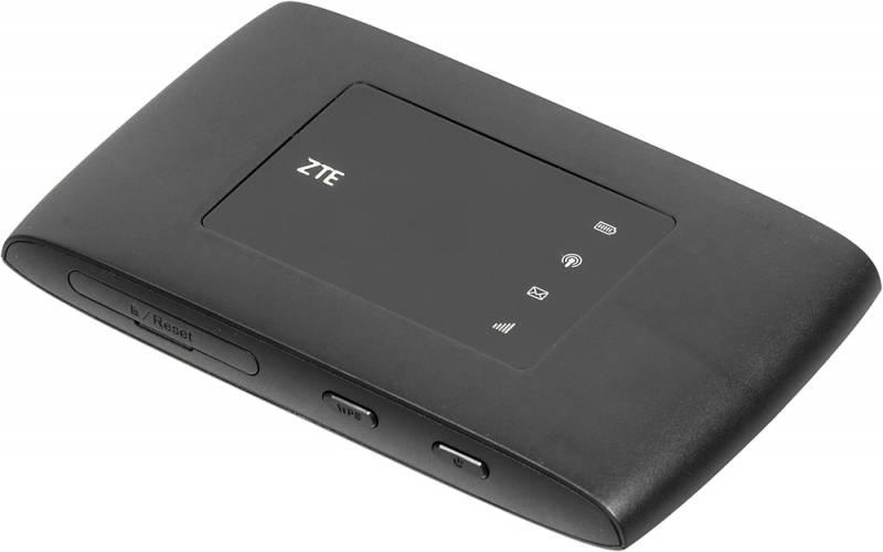 Модем 2G/3G/4G ZTE MF920T1 USB Wi-Fi VPN Firewall +Router внешний черный