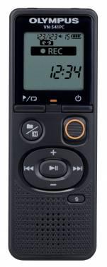 Диктофон Цифровой Olympus VN-541PC + CS131 soft case 4Gb черный