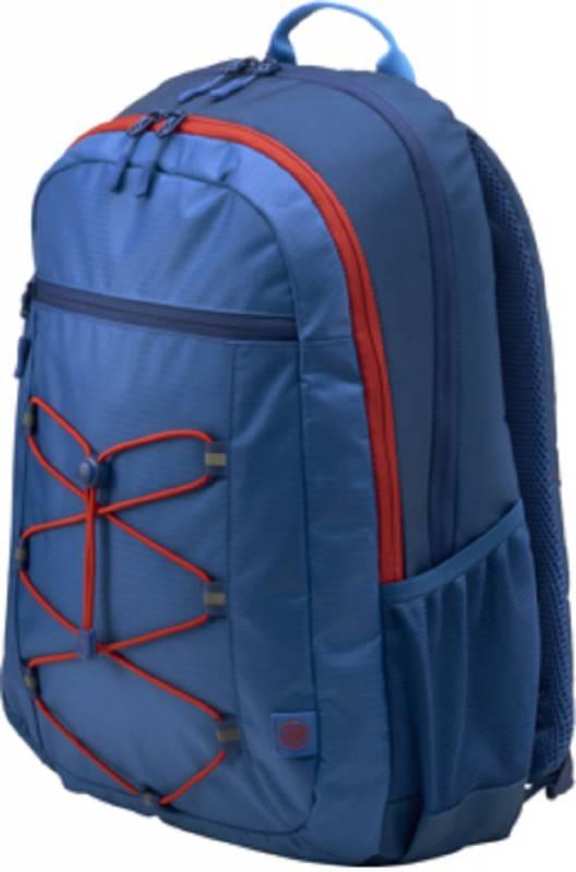 """Рюкзак для ноутбука 15.6"""" HP Active синий/красный синтетика (1MR61AA)"""