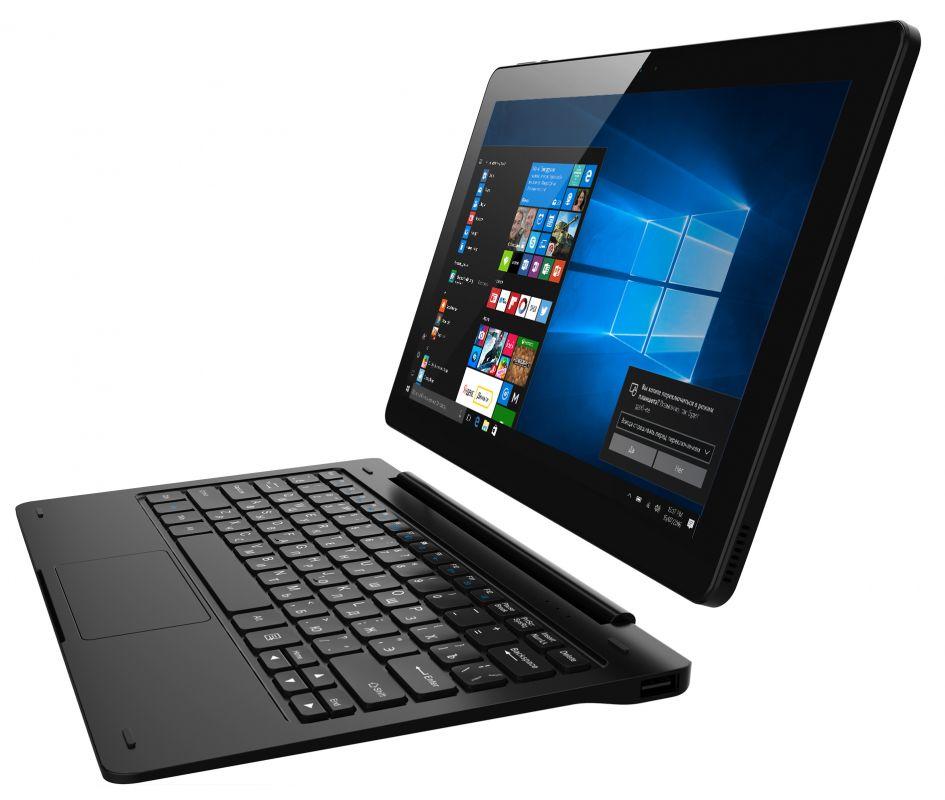 "Планшет Digma CITI E203 Celeron N3450 (1.1) 4C/RAM4Gb/ROM32Gb 11.6"" IPS 1920x1080/Windows 10/графит/5Mpix/2Mpix/BT/WiFi/Touch/microSDXC 128Gb/mHDMI/3500mAh"