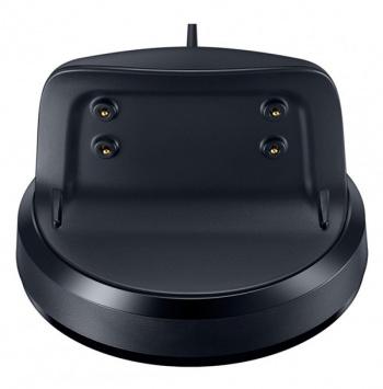 Зарядная док-станция Samsung Galaxy Gear Fit 2 EP-YB360 черный (EP-YB360BBRGRU)