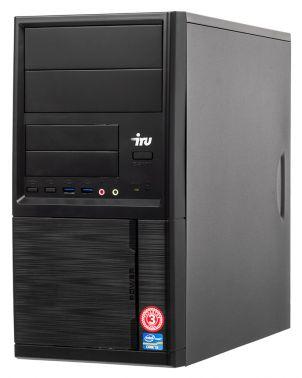 ПК IRU Office 224 MT A4 6300 (3.7)/4Gb/500Gb 7.2k/HD8370D/Free DOS/GbitEth/350W/черный