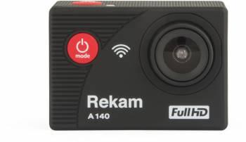 Экшн-камера Rekam A140 1xCMOS 12Mpix черный