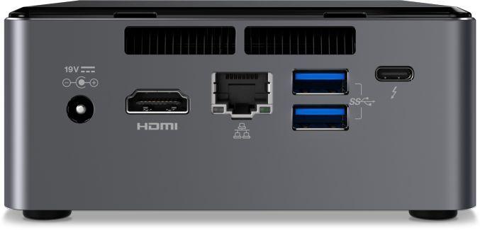 Платформа Intel NUC L10 Optane Original BOXNUC7i7BNHXG 2xDDR4