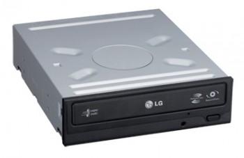 Оптический привод DVD-RW LG GH22LP20, внутренний, IDE, черный...