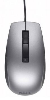 Мышь Dell 570-11349 серебристый лазерная (1600dpi) USB (6but)